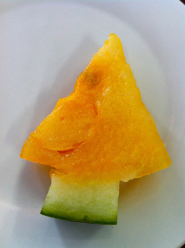 Yellow Watermelon Myanmar